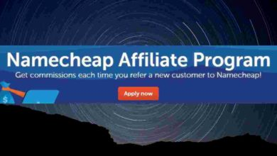 Photo of Namecheap Affiliate Program Review and Steps to Sign Up