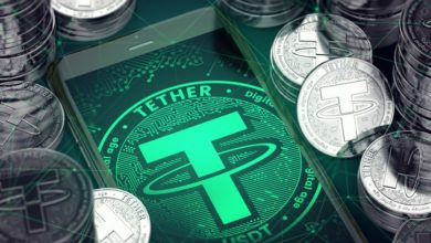 Photo of Tether is the most promising stable coin, is now the 3rd most valuable cryptocurrency