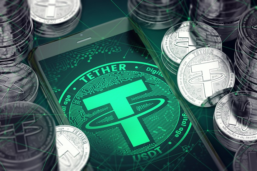 Tether has surged past XRP in market capitalization for the second time running, in less than 10 days. It has become the third most valuable cryptocurrency
