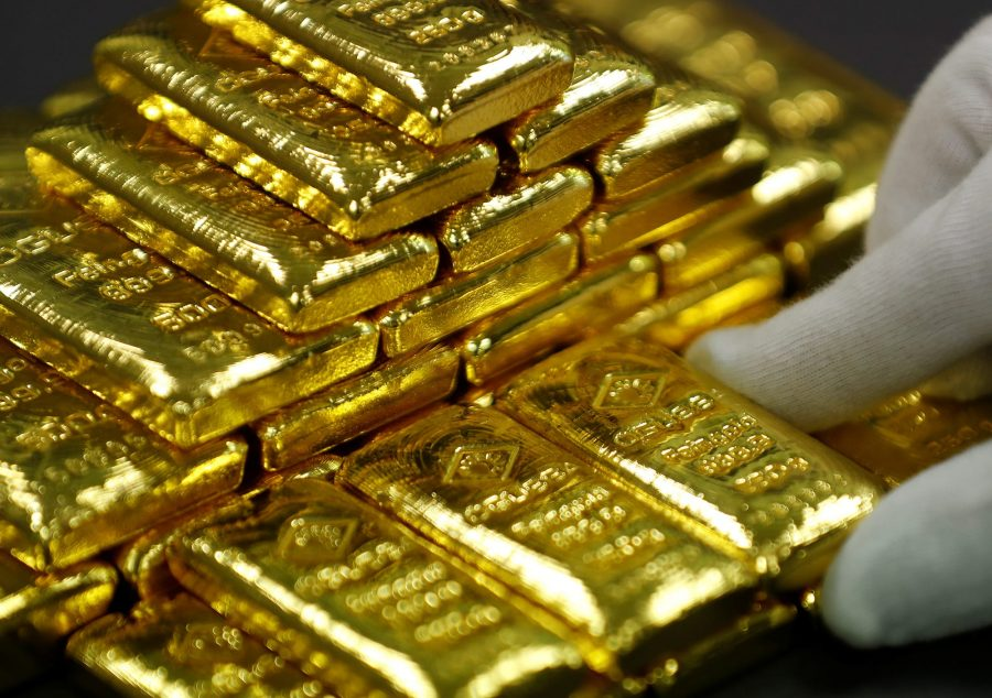 Gold drops in two consecutive days, as hope raises over Covid-19 vaccine .Gold was down for the second day in a row on Tuesday morning in London's trading session