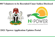 Photo of FG Moves To Absorb N-power Beneficiaries Into Mdas
