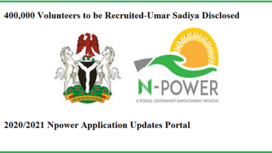 Photo of Npower 2020 Foreign Applicants in US, Canada, UK or other Country? (See Details)