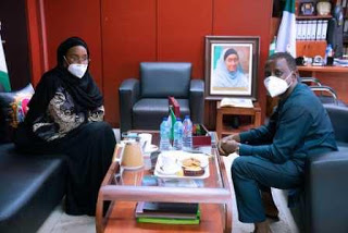 Photo of We Are Reviewing Npower Batch A And B Protest Demand – HM Sadiya Farouq