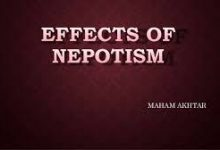 Photo of Negative Effects of Nepotism at the Workplace