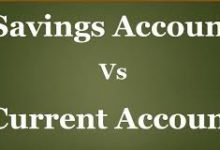 Photo of Difference between Savings account & Current account