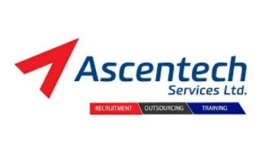 Photo of Jobs Vacancy at Ascentech Services Limited (5 positions)