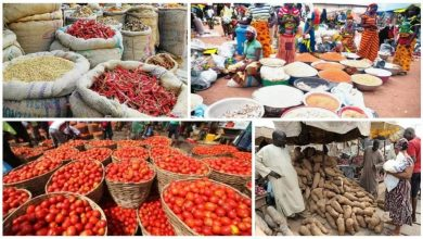 Photo of Nigeria's inflation rate jumps to 12.82%, highest in 27 months