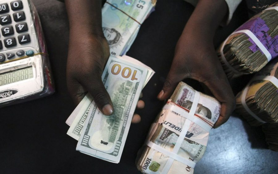 Nigeria's exchange rate at the NAFEX window appreciated closing at N385.75 during intraday trading on Thursday, August 27, 2020. In another development, the exchange rate at the parallel market still remained stable on Thursday as it closed at N477/$1.
