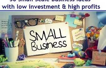 Photo of Small Scale Business To Start Anywhere.