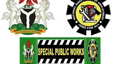 Photo of Special Public Works Programme 2020 Recruitment