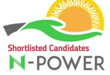 Photo of N-Power July Stipend: 'Pay Batch B' – Beneficiaries Lunge At Nigerian Minister