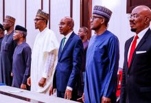"""Photo of Buhari insists """"no kobo"""" of foreign exchange will be issued for food imports"""
