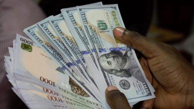 Photo of Naira gains at NAFEX window as CBN block accounts of some firms for forex abuse