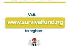 Photo of Survival Fund Portal – www.survivalfund.ng Register & Login